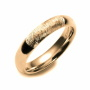 Fingerprint Wedding Band