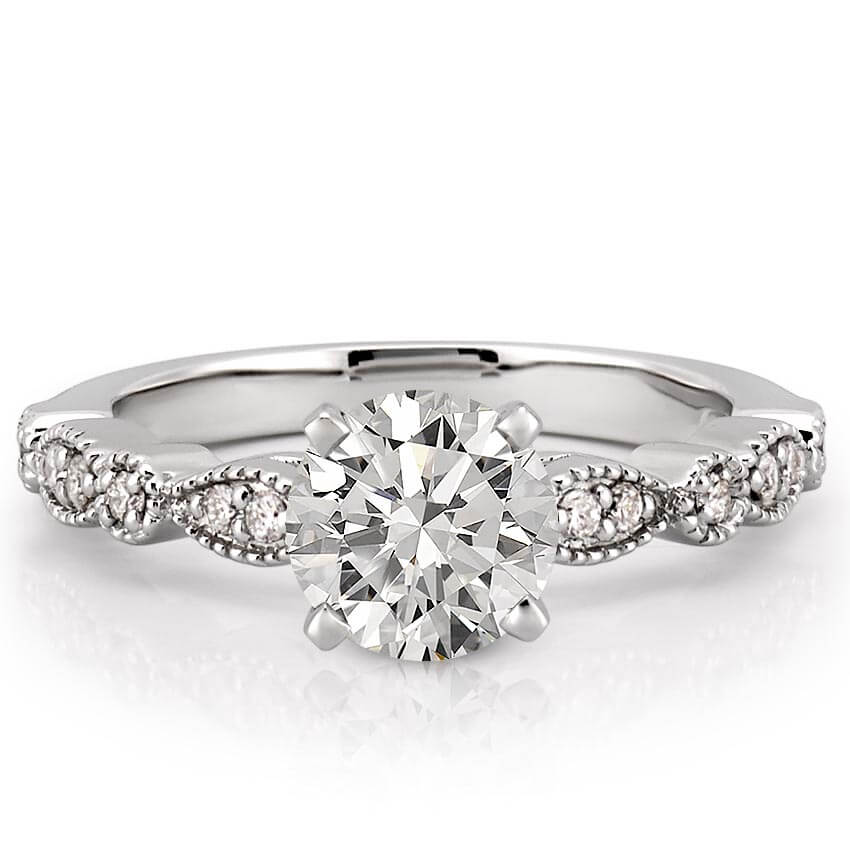 marquise and dot pandora ring - Pandora Wedding Rings