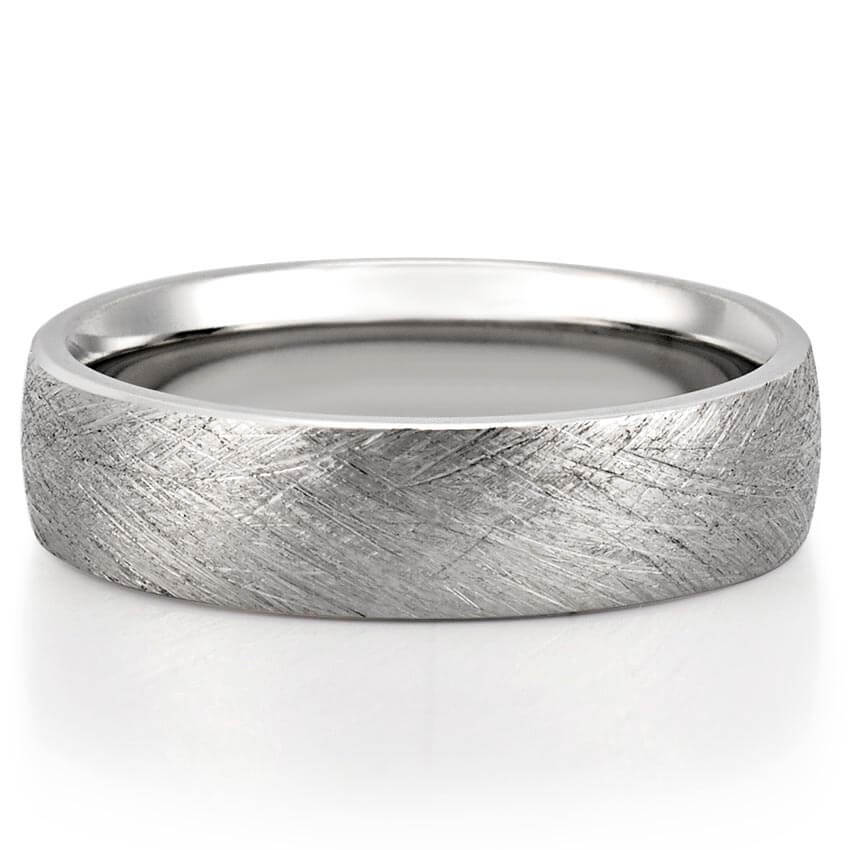 Mens Wedding Band.Nelson