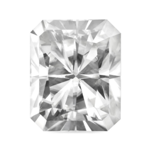 Forever One Radiant Cut Moissanite